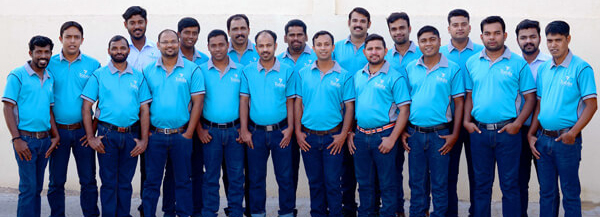 Tablix Team,Technicians,Employee