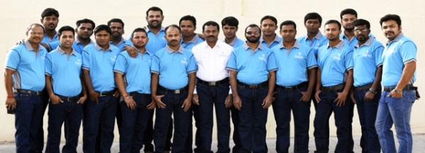 Tablix Team,Technicians,Employee