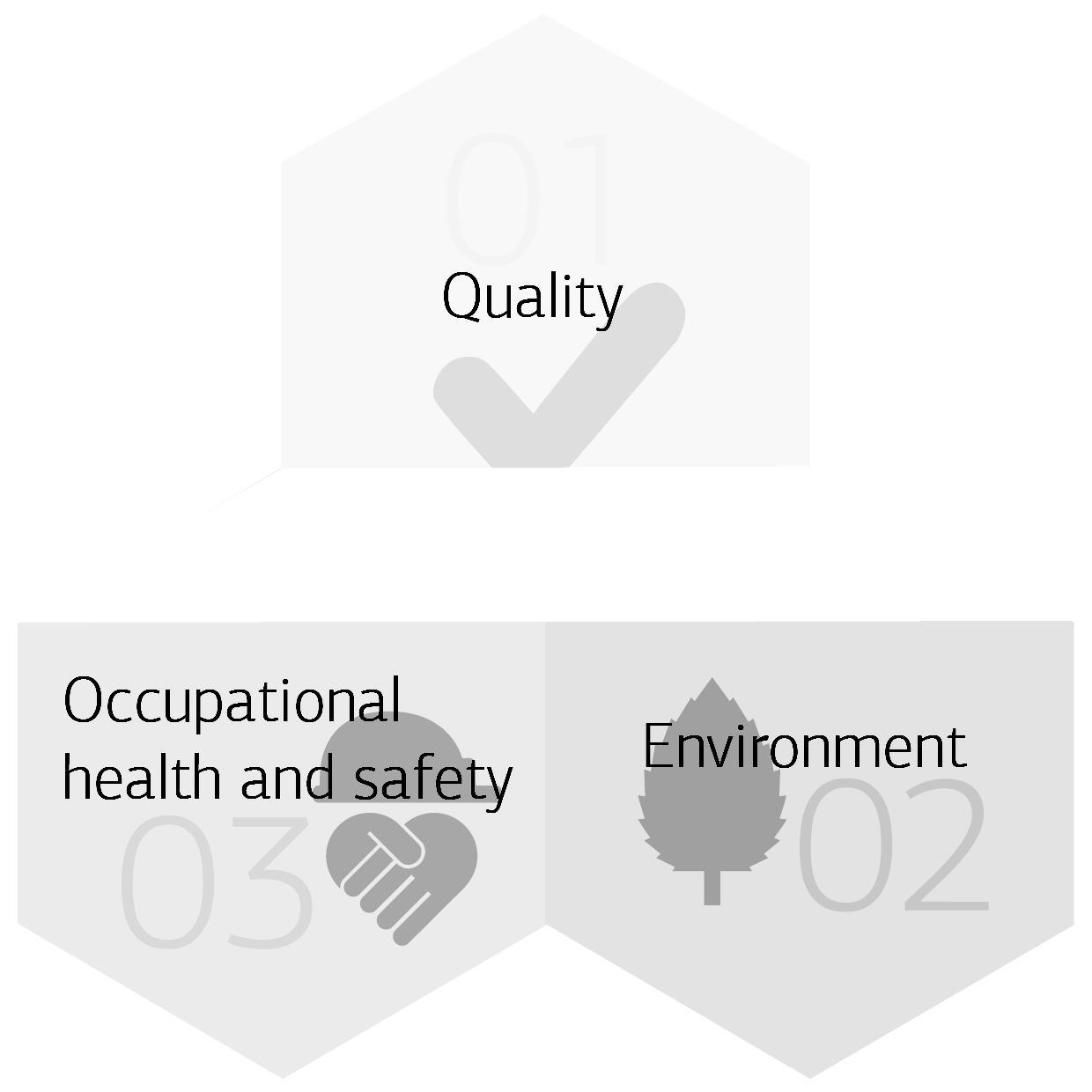 ISO,IMS,quality,safety,environment,health